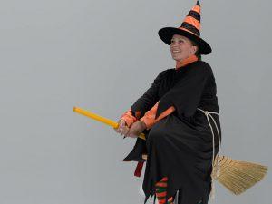 Grizelda Spooktacular Halloween School Show