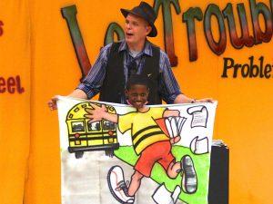 Les Trouble School Show