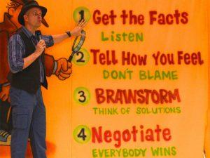 Les Trouble School Show_The Lessons