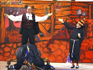 halloween magic show for schools