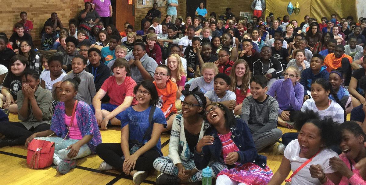 Doug Scheer, Scheer Genius School Assemblies, diversity, diversity assemblies, elementary school diversity, books about diversity, books for kids about diversity